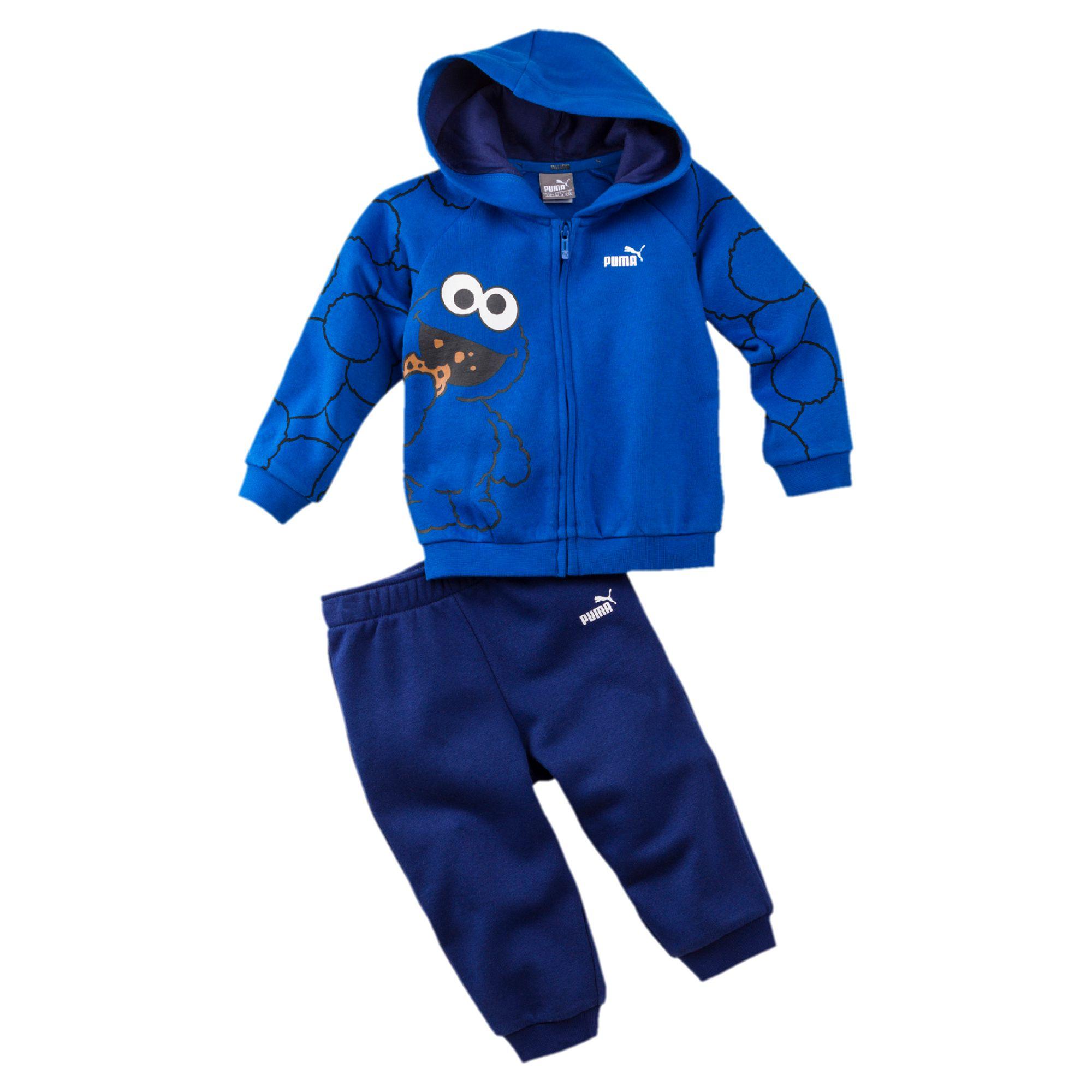 Sesame Street® Baby спортивный костюм комплект с капюшоном
