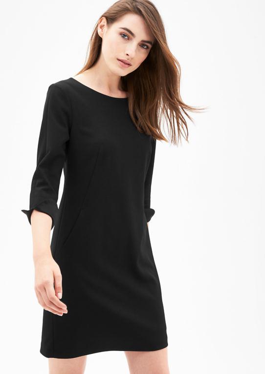 Элегантная креп платье