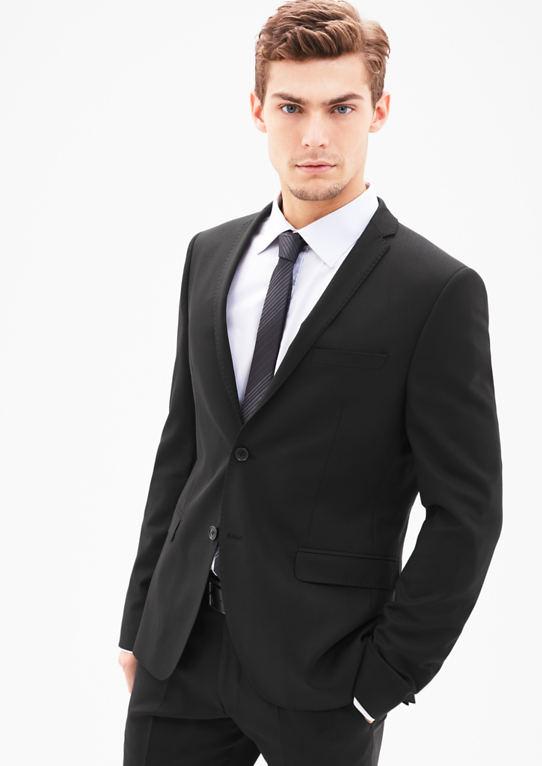 Козимо Slim Flex: пиджак с структура