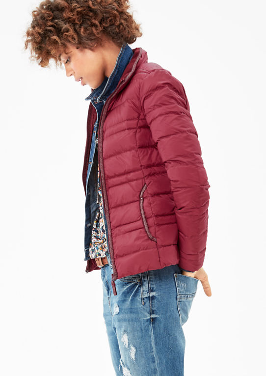 Узкие Light Down Quilted Jacket
