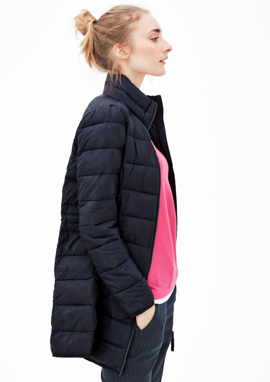 Легче Стеганые Пальто