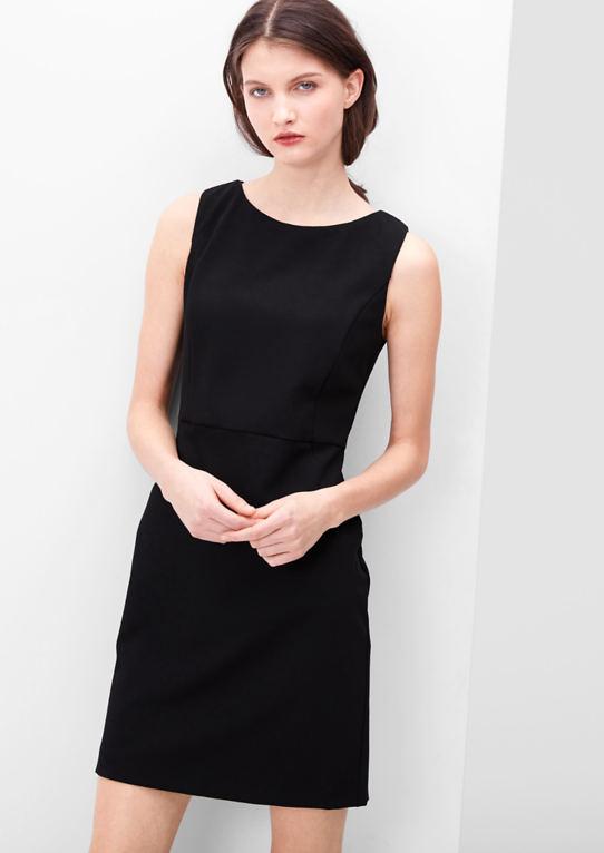 Стрейч-народном платье им бизнес-взгляд