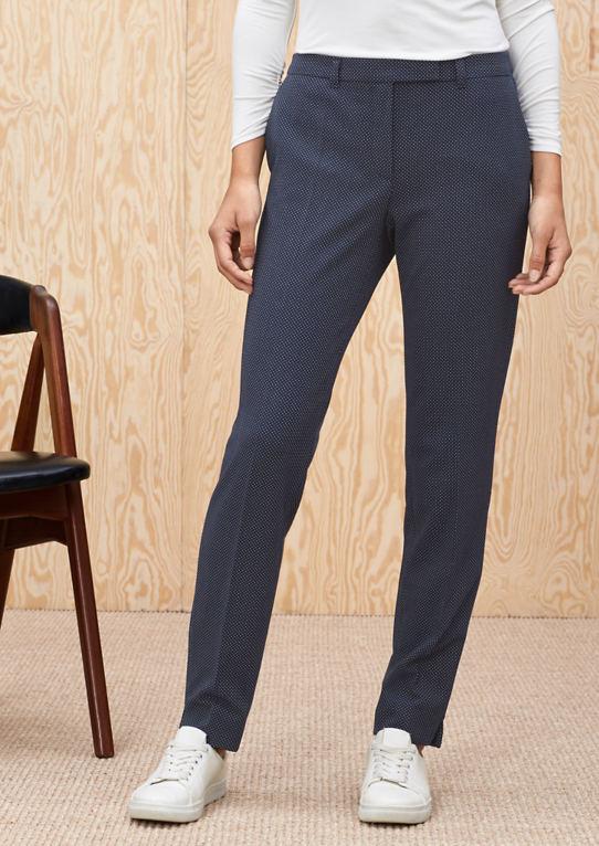 Бизнес-структура штаны с узором