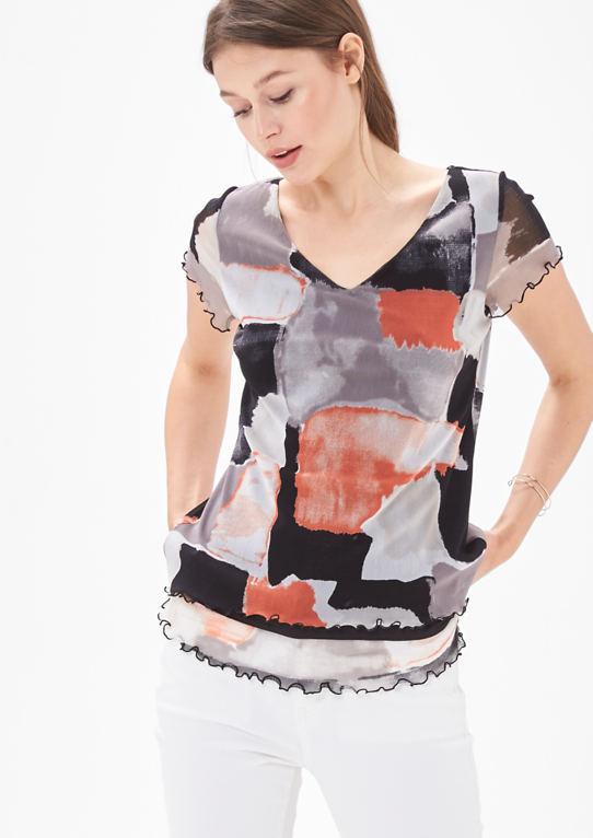 Сетка-рубашка МИТ Отводками