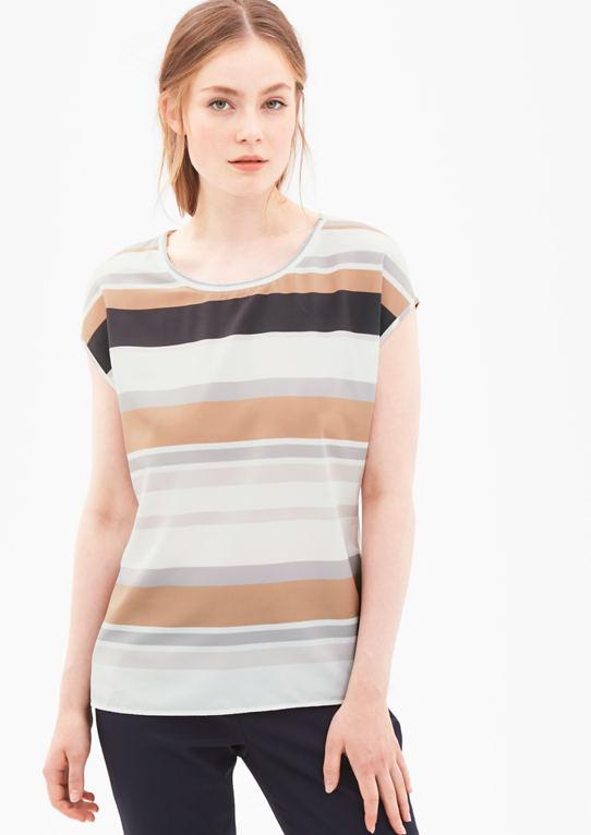 Блузка рубашка с блестками детали