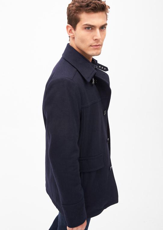 Slim: кардиган с модным детали