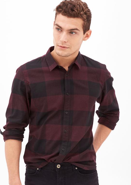 Slim: Плед Фланелевую Рубашку