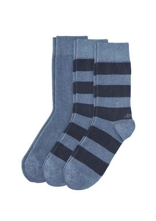 3er-Pack короткие носки