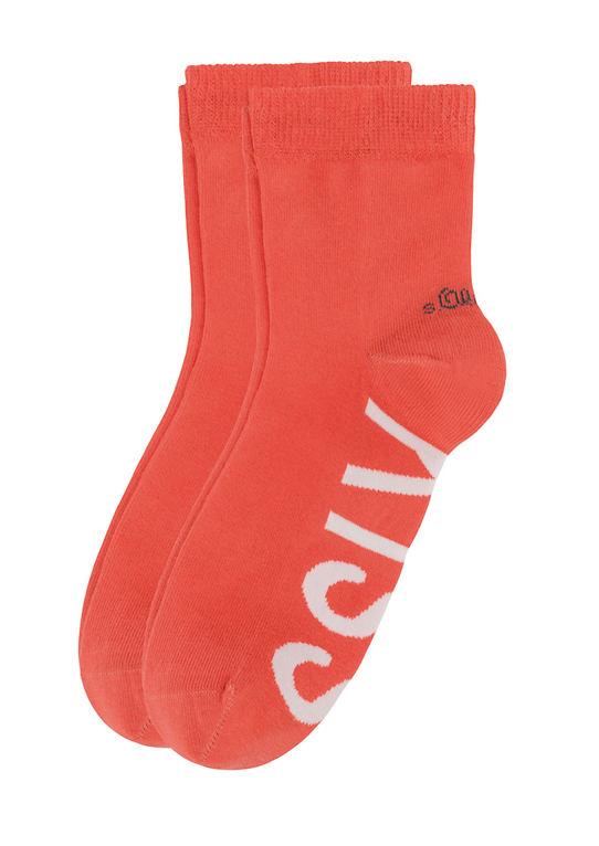 2er-Pack в заявлении-Socken