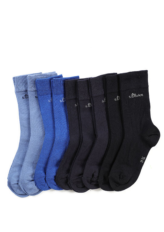 9er-пакет Socken