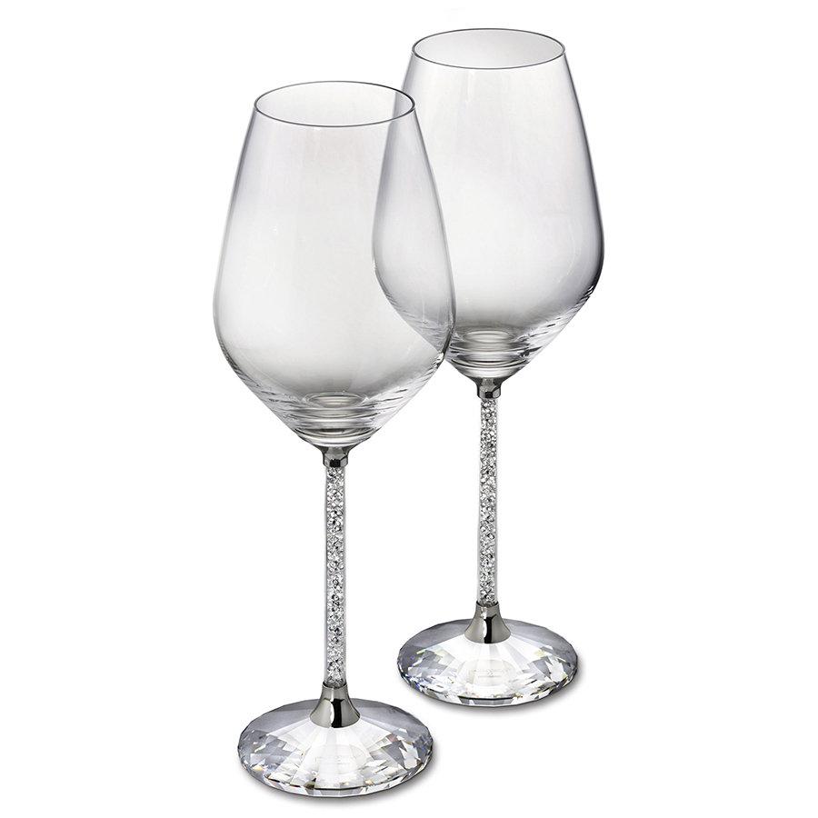 Crystalline белый бокалы для вина (набор из 2)