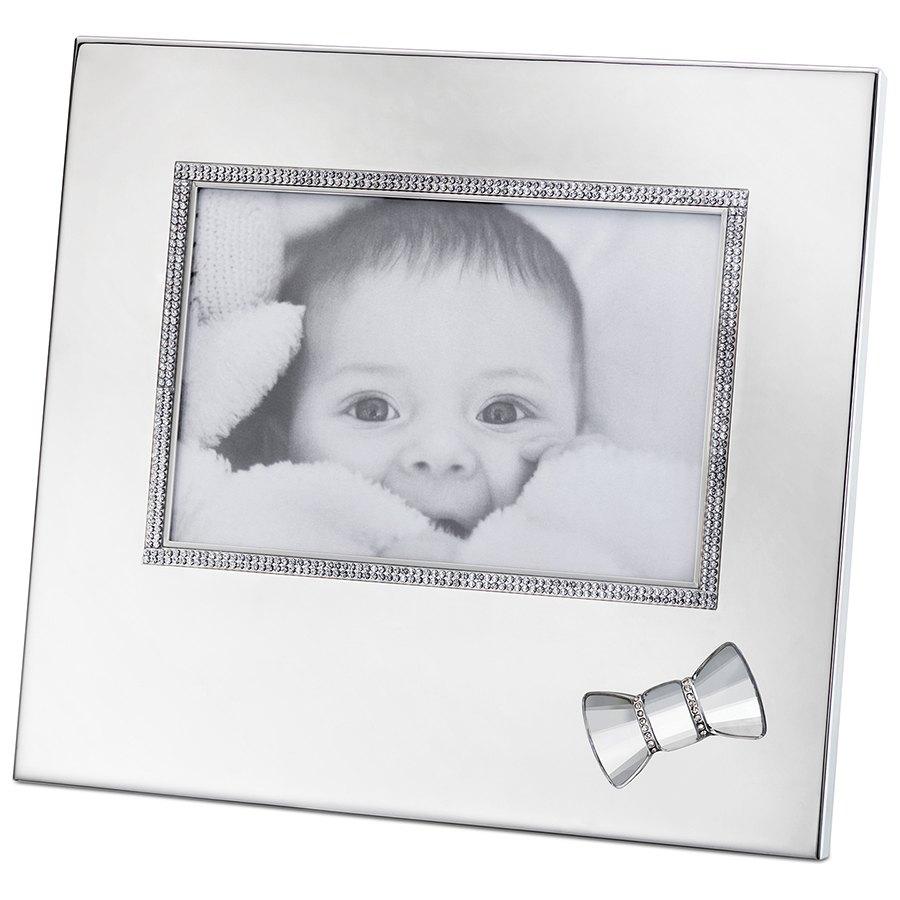 Детская фоторамка с бантом