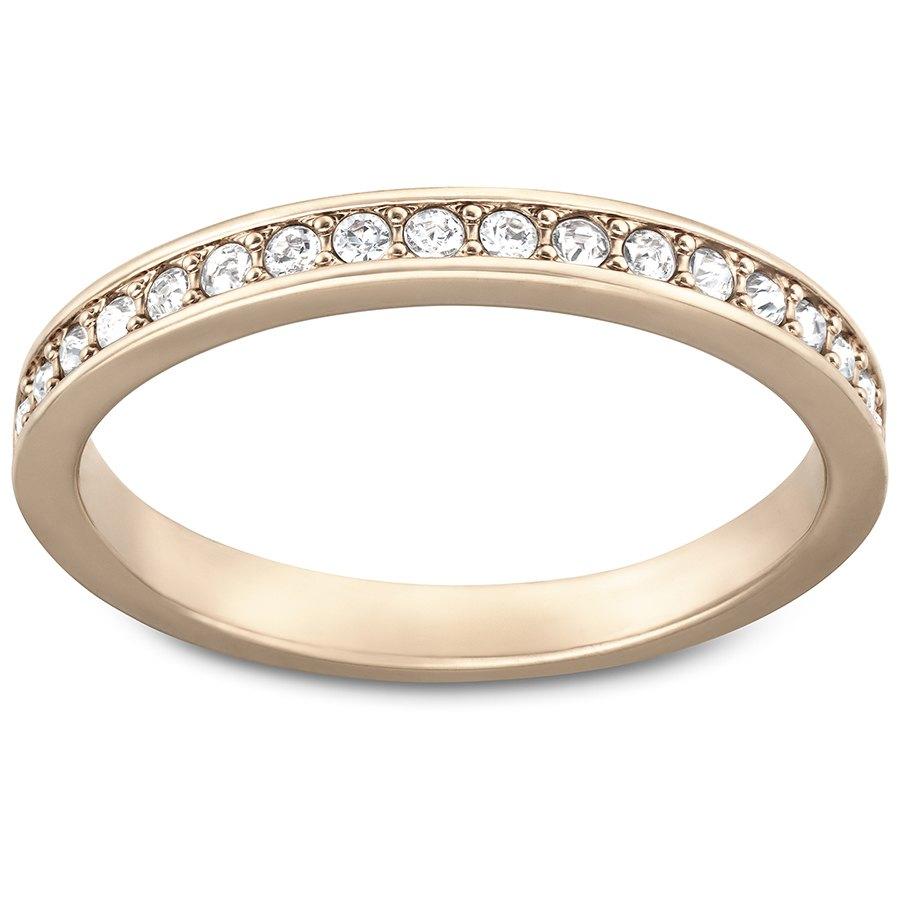 Rare кольцо, белое, розовое Золотое напыление