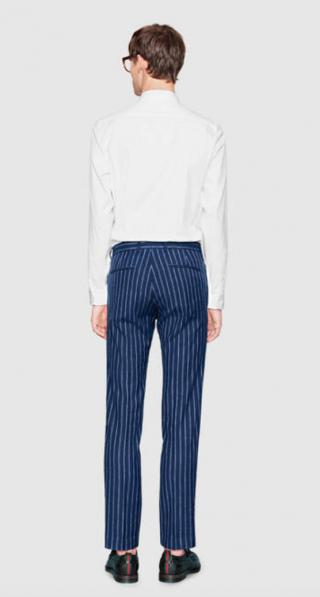 Gucci оригинал рубашка белая 280€